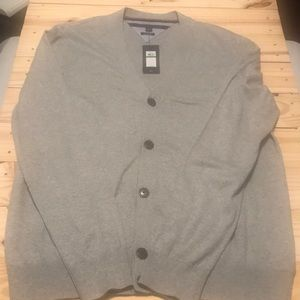 Tommy Hilfiger Sweaters - Tommy Hilfiger Men's Cardigan Sweater w/ Buttons